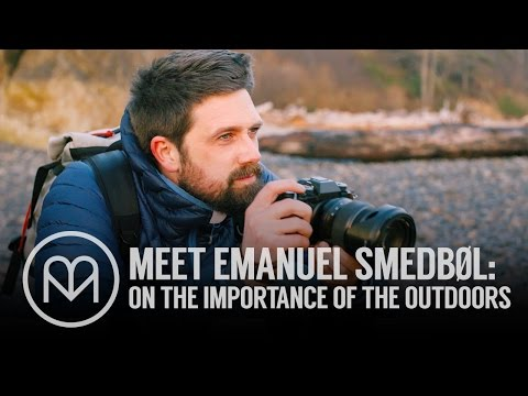 Meet Emanuel Smedbøl: Outdoor and adventure photographer