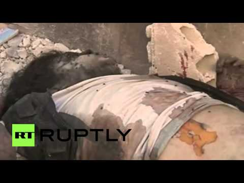 Syria: Major breakthrough as government wins back Al-Qusayr