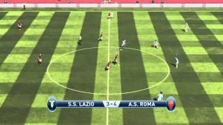 Pro Evolution Soccer 2015 PS4 funny goal
