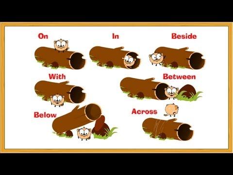 Learn Prepositions