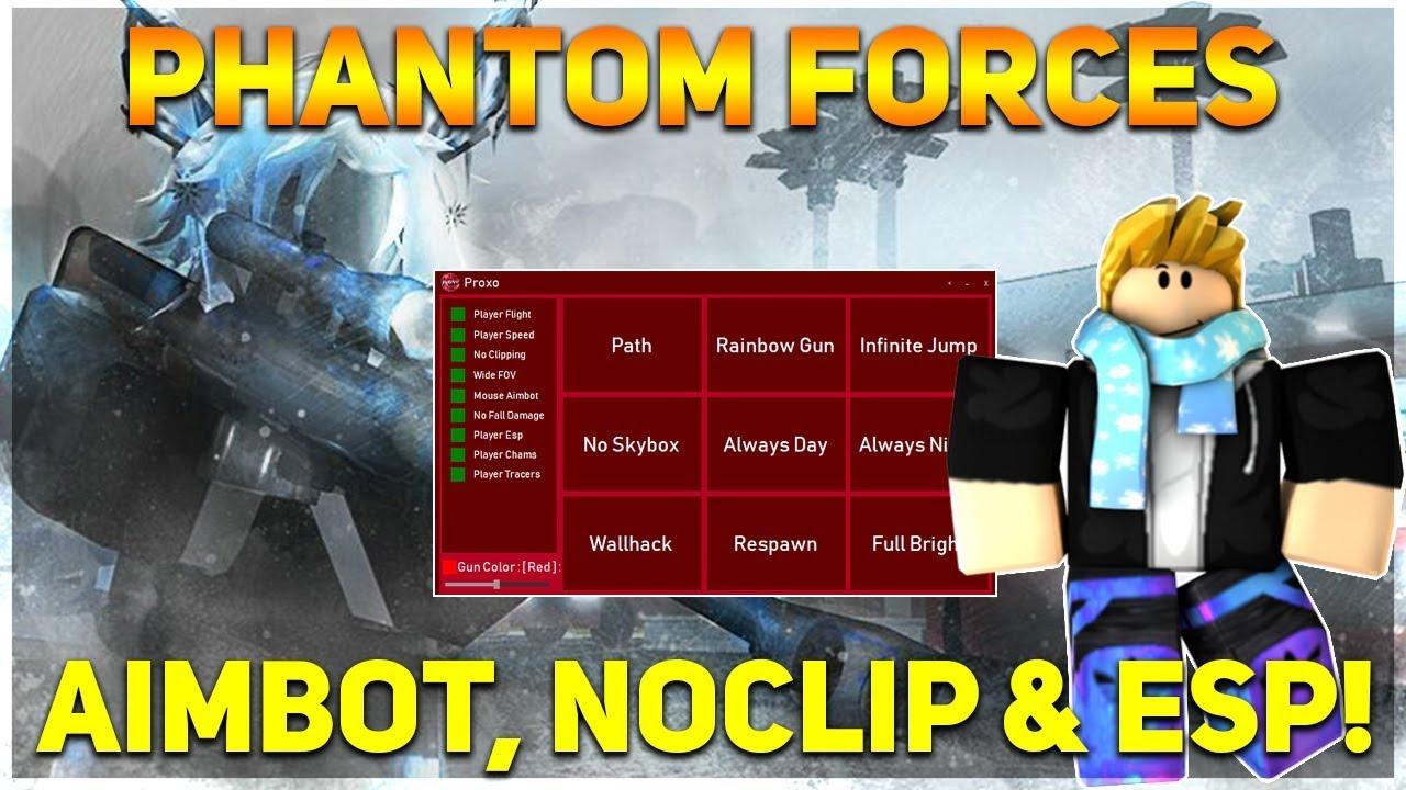 phantom forces aimbot best hack