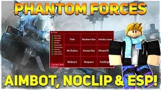 BEST ROBLOX PHANTOM FORCES HACK/EXPLOIT w/ AIMBOT, ESP, CHAMS, NOCLIP, TRACERS, SPEED, FLIGHT & MORE