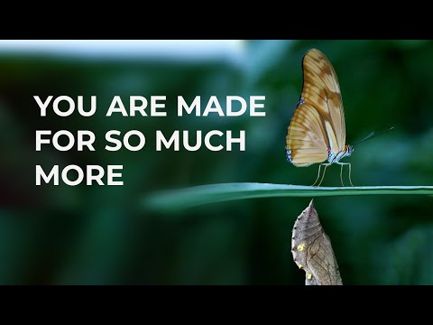 You Are Made For So Much More