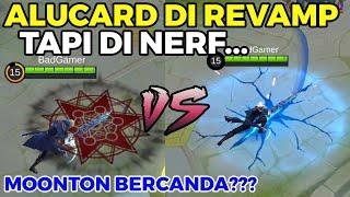 Download Mp3 Gameplay Alucard Revamped - Baru Di Revamp Tapi Di Nerf, Moonton Bercanda??? Bad