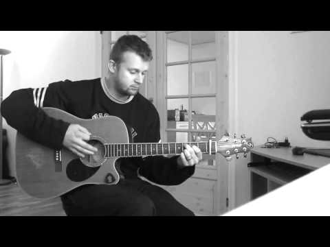 Jamie Walters- Hold on Cover