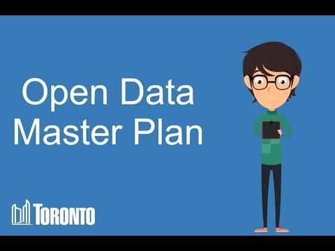 Explaining Open Data in Toronto  - Animated Video