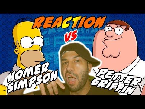 Homer Simpson vs