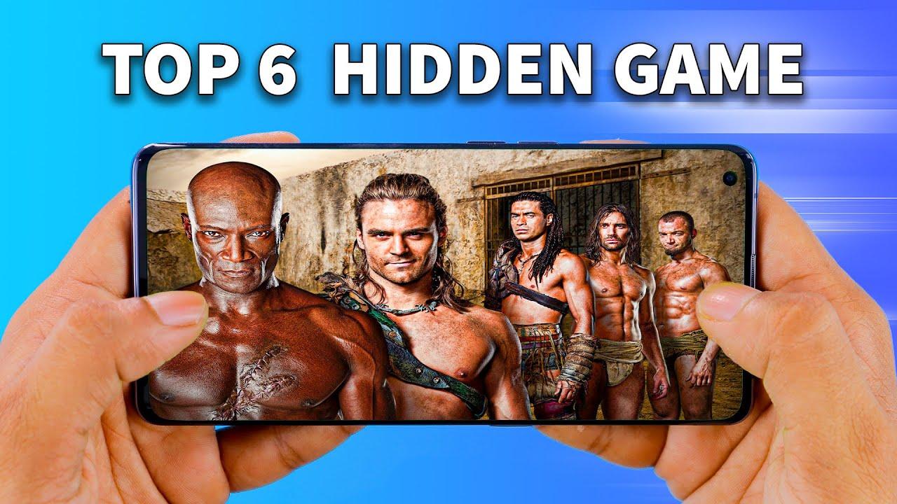 Top 6 Hidden Game 2020