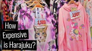 How Expensive is Harajuku? thumbnail