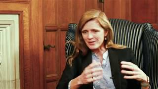 Samantha Power, Full WellesleyAsks Interview