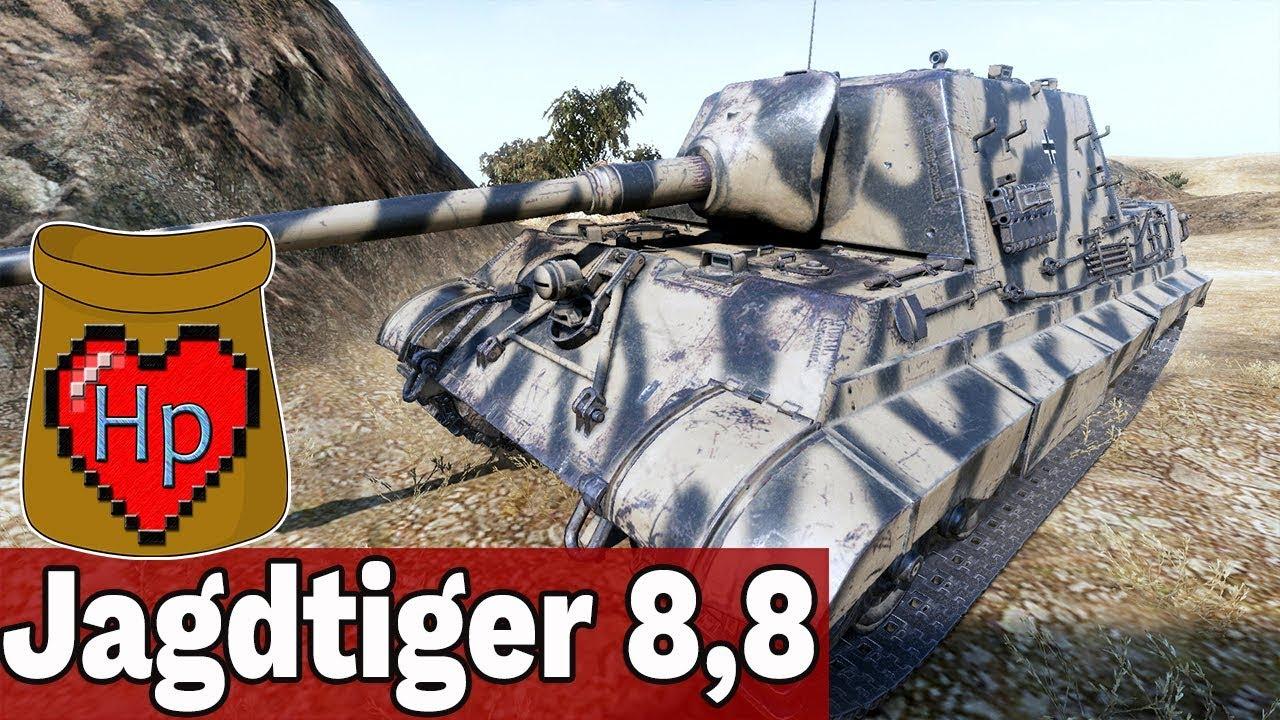 WOREK Z HP – 8,8 cm Pak 43 Jagdtiger