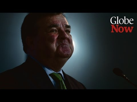 Globe Now: John Ibbitson remembers Jim Flaherty; CBC by the numbers