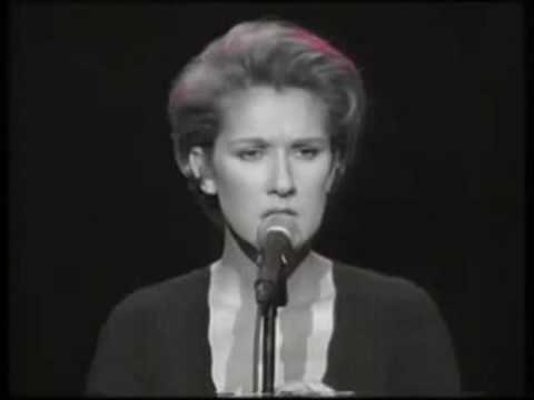 CELINE DION POR AMOR - Quand On N'a Que L'amour (Live À Paris)