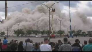 Eastman Kodak Building 23 Demolition Implosion