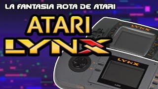 Consolas olvidadas - Atari Lynx