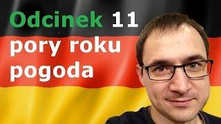 Niemiecki w parę minut 11 - pory roku i pogoda -gerlic.pl