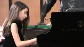 Mozart concierto para piano No. 8 rondo tempo di minuetto Orq. Fila. Jalisco Mex. 2012
