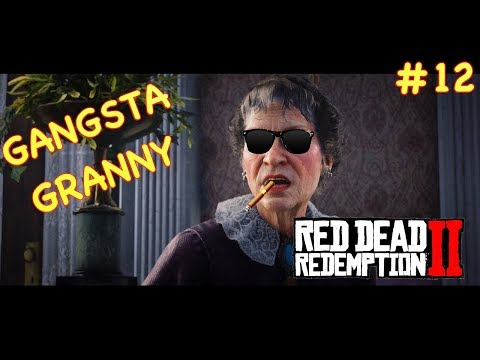 GANG GANG GRANNY | RED DEAD REDEMPTION 2 GAMEPLAY #12 thumbnail