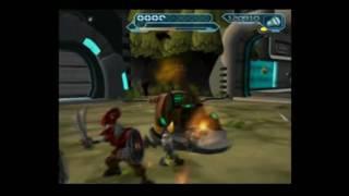 Ratchet And Clank: Going Commando - Skill Point - Wrench Ninja II: Massacre