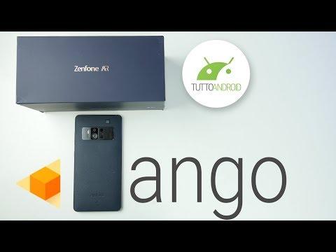 Google TANGO? Eccolo su ASUS Zenfone AR   Recensione ITA da TuttoAndroid