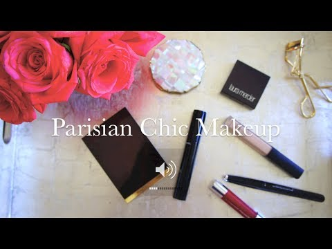 PARISIAN INSPIRED MAKEUP | Caitlin Confidential