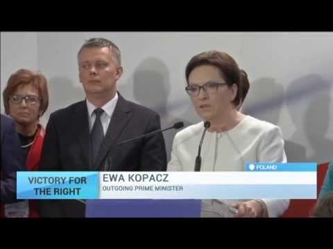 Poland Election Results Send Shockwaves Through Europe: Eurosceptic party won majority