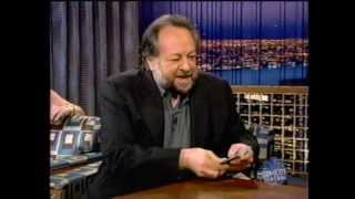 Ricky Jay - Late Night with Conan O'Brien (September 25, 2002)