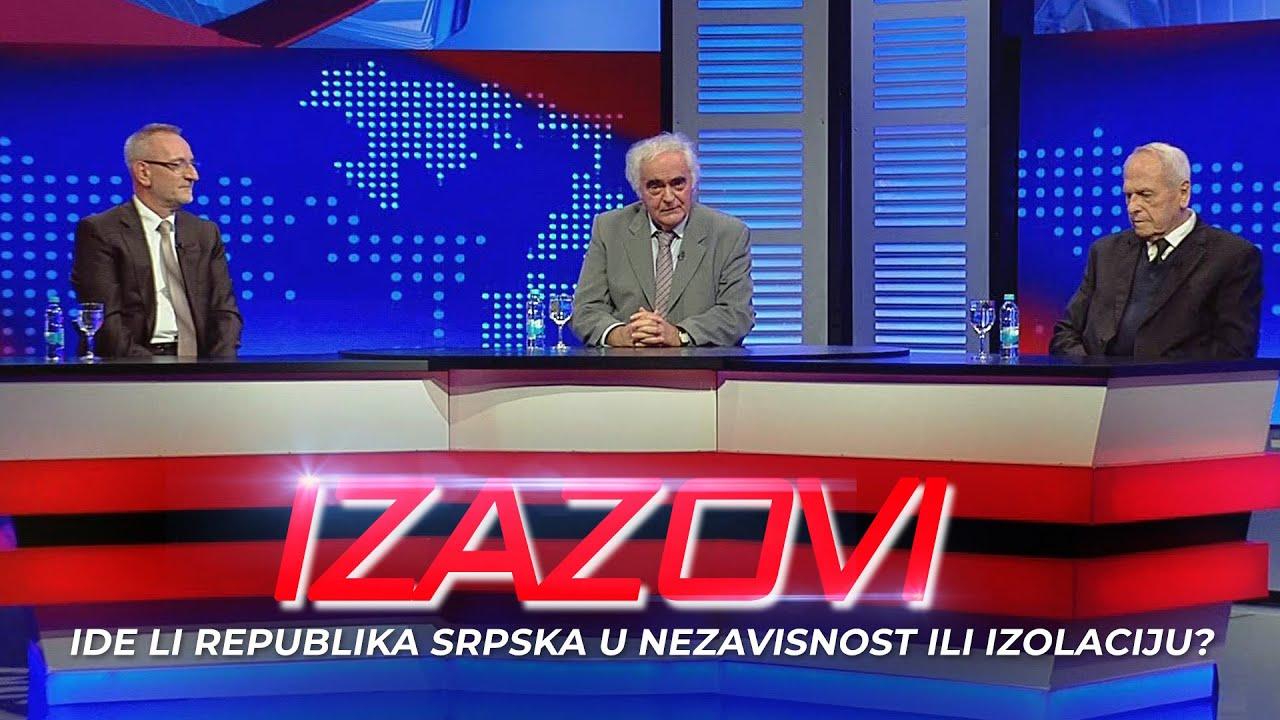 Download Ide li Republika Srpska u nezavisnost ili u izolaciju?    IZAZOVI BN TV