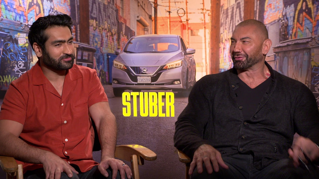 Kumail Nanjiani Raw interview Stuber ...