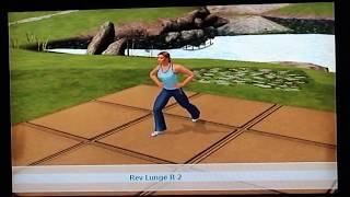 My Fitness Coach Wii - 15 minute cardio