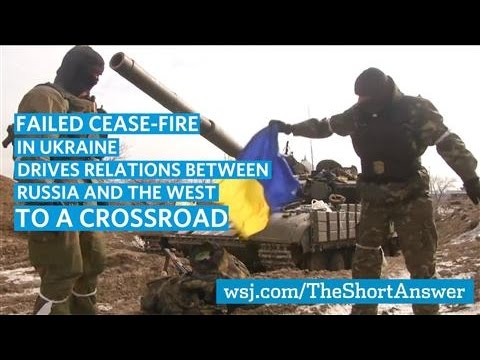 Ukraine Cease-fire at Crossroads as Both Sides Dig In