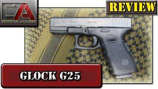 Análise Review da Glock G25 .380 ACP