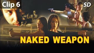 Girls Training Scene - Naked Weapon | English Movies 2019 Full Movie | Action Movies 2019