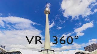 Berlin VR 360 video in 4k