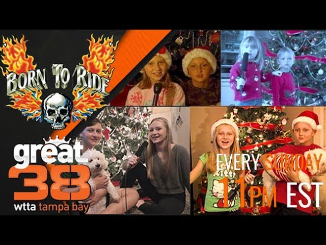 This Week on Born To Ride TV Episode #1242 - A Christmas Special