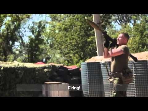Putin's War in Ukraine: Ukrainian soldiers under attack near Luhansk (Exclusive Video)