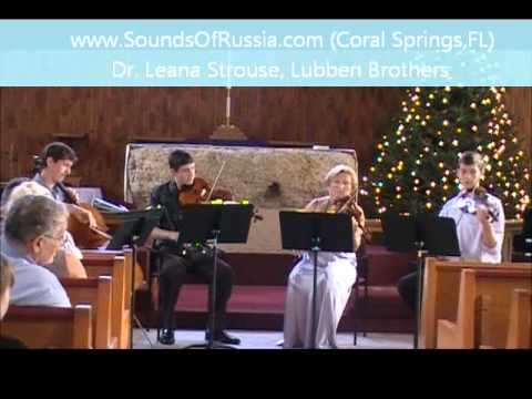 SoundsOfRussiacom Violin Viola Piano Coral Springs Broward Dr Leana Strouse