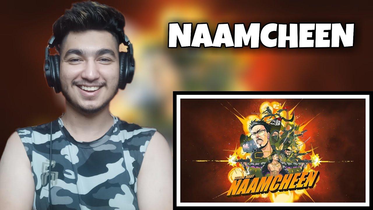 Seedhe Maut - 'Naamcheen' | Azadi Records | REACTION | PROFESSIONAL MAGNET |