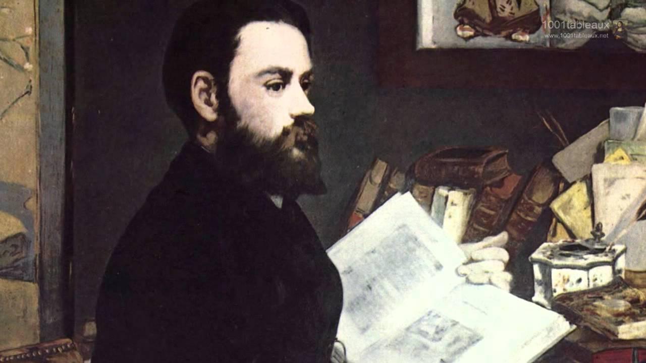 Portrait d'Émile ...
