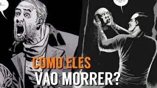 COMO OS SUSSURRADORES VÃO MORRER? - 9 TEMPORADA DE THE WALKING DEAD