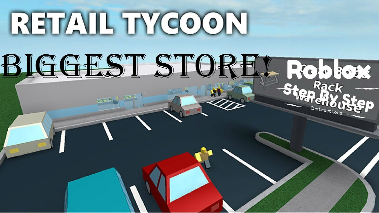 how to get speakers on retail tycoon