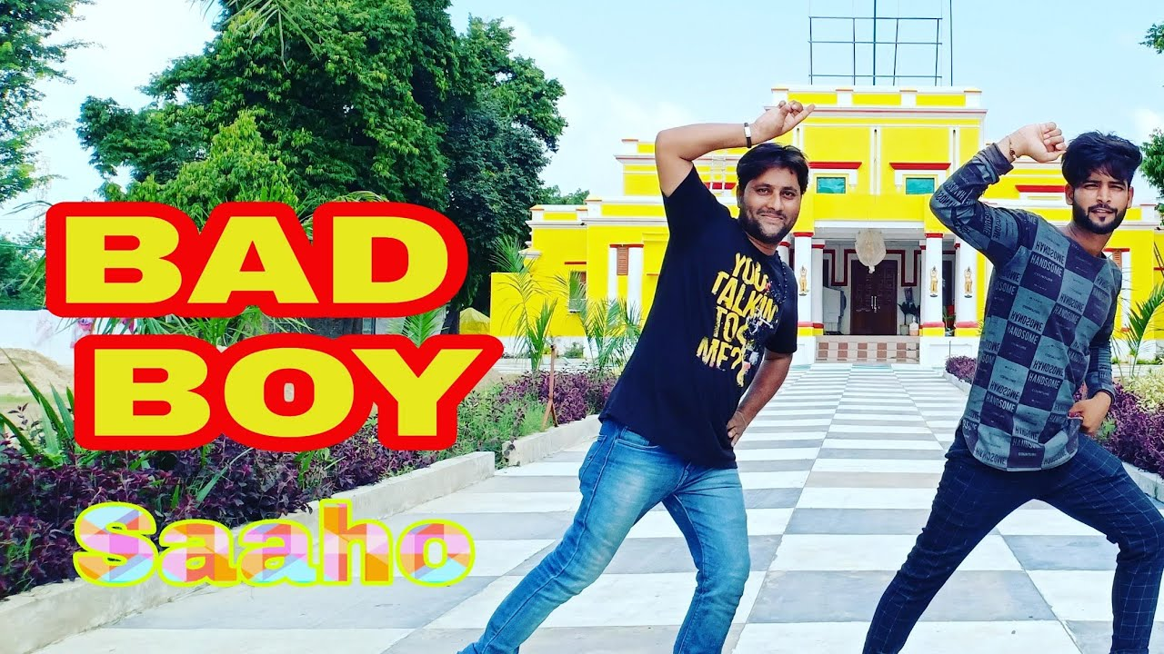 Saaho Bad Boy full Song dance// prabhas Jacqueline // Shraddha kapoor//Best dance clasess jaunpur