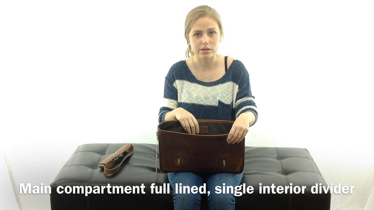 Brief Bag By J W Hulme