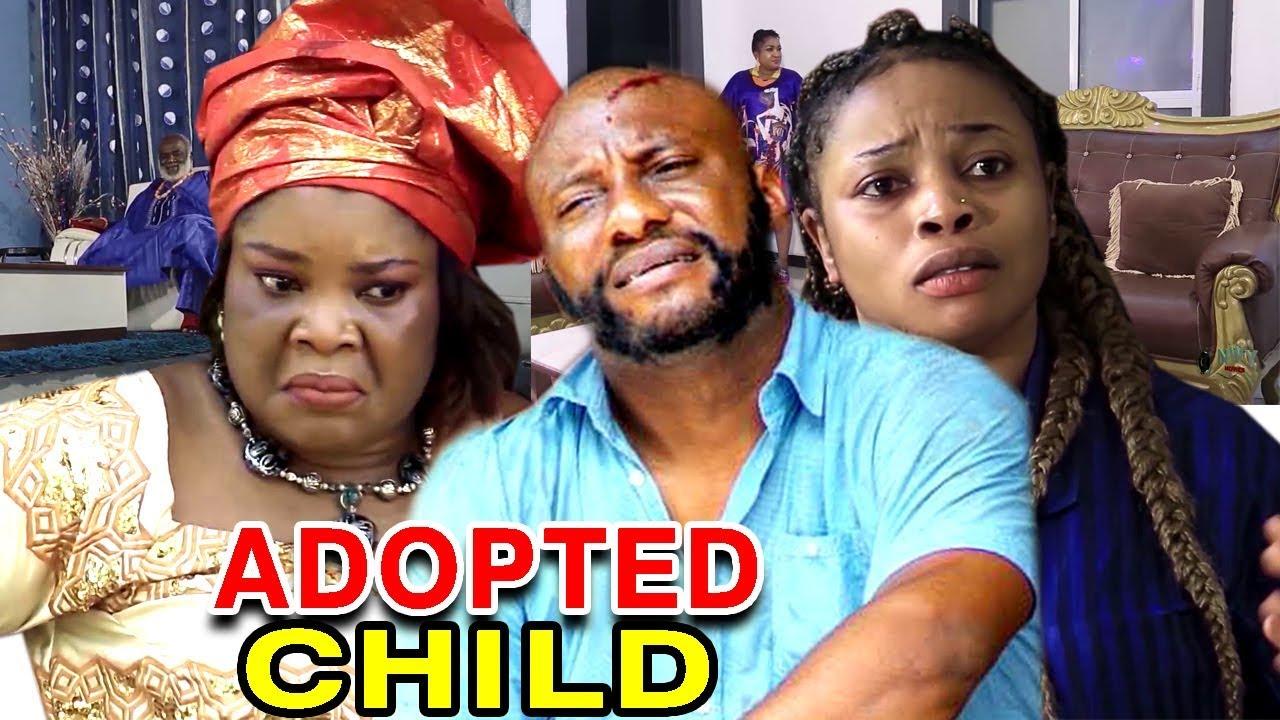 Download Adopted Child NEW MOVIE Season 1&2 - Yul  Edochie & Georgina Ibeh  2020 Latest Nigerian  Movie