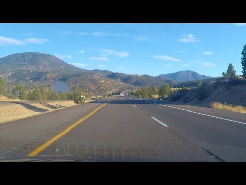 D&P Drive: Medford, OR to Weed, CA - Sept 2016