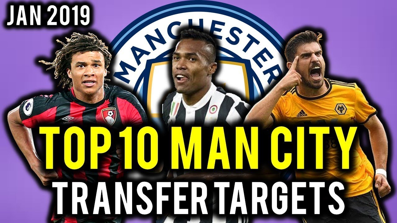 TRANSFER NEWS TOP 10 Man City TRANSFER TARGETS January 2019 Ft Sancho Ndombele De Ligt