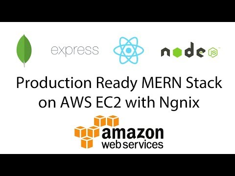 MERN Stack on AWS EC2 with SSL & Nginx (Production Ready)