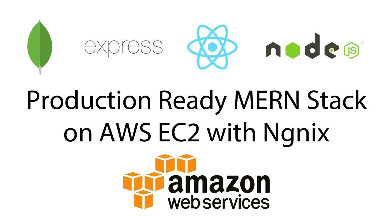 Mern stack on aws ec2 with ssl nginx production ready youtube mern stack on aws ec2 with ssl nginx production ready 1betcityfo Gallery