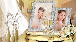 Наша свадьба. Утро невесты и жениха | Our wedding | ProShow Producer