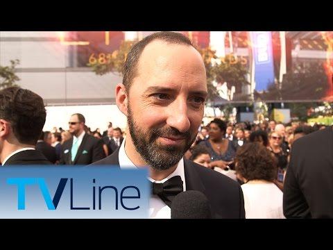Veep: Emmy 2016: Wywiad z Tonym Halem z Figurantki